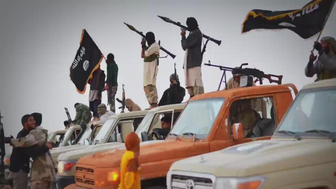 U.S. airstrike in Libya kills ISIS leader