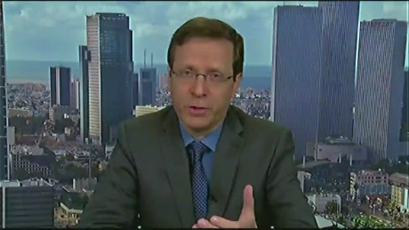 Isaac Herzog: We need to make sure Iran deal is good