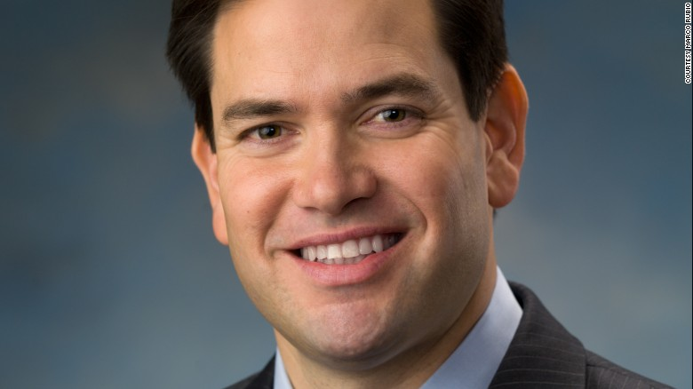 Monday is Marco Rubio's turn