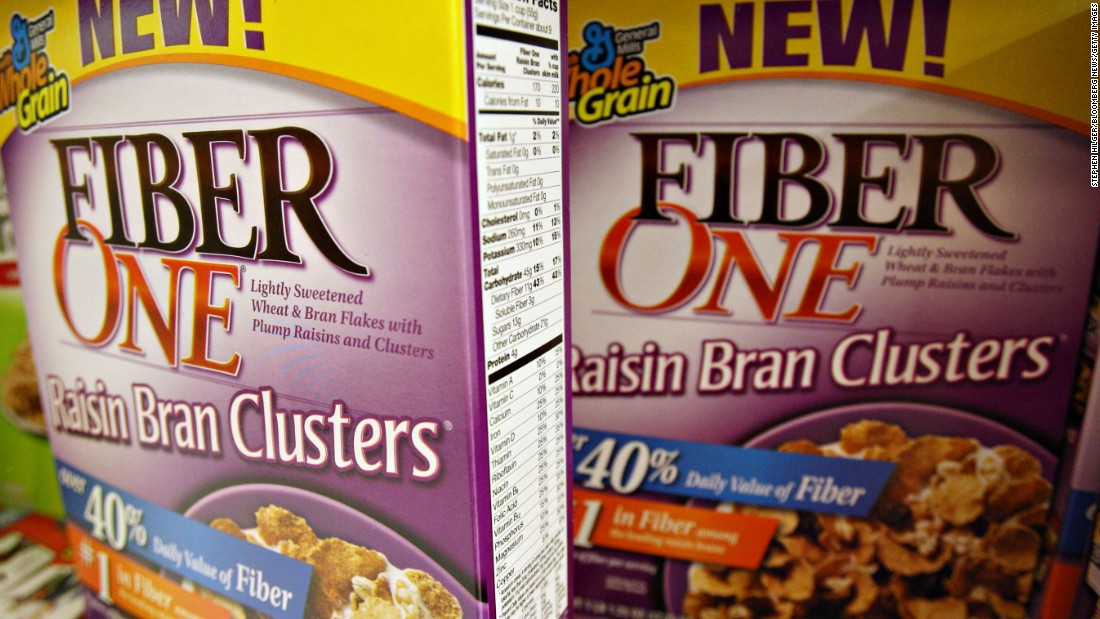 Happy eating: Ingredient to a long life, in your cereal bowl