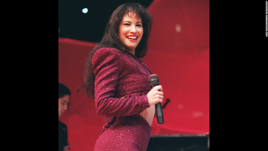 Selena's sold-out performance at the Houston Astrodome during the Houston Livestock Show and Rodeo on February 26, 1995, was one of her last shows.