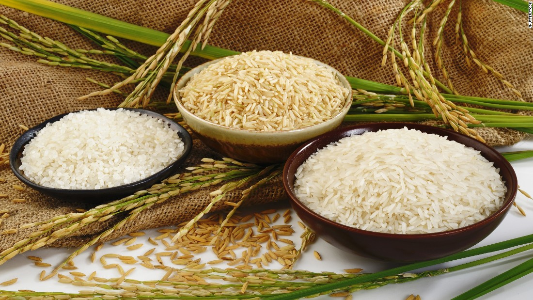 Arsenic, rice and your baby's diet
