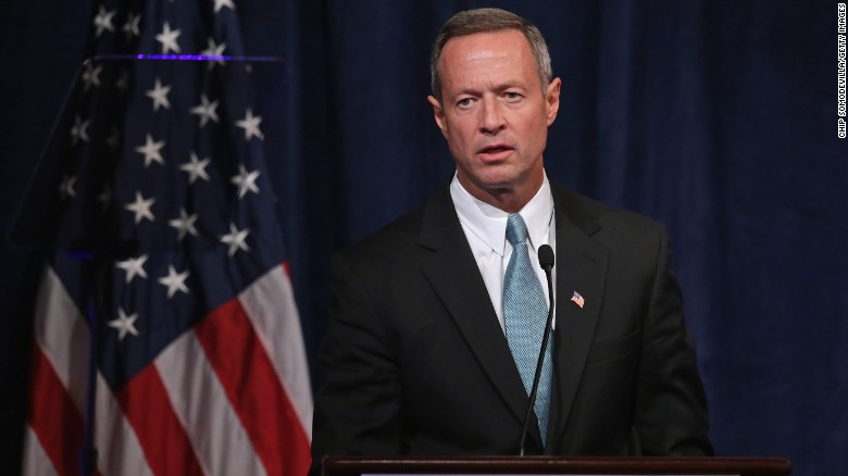O'Malley apologizes for offense