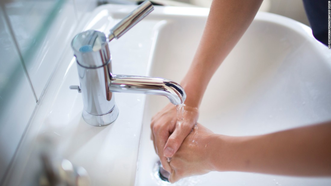 Take 20 seconds to really wash your hands. Simple practices like these can lower the number of people who get colds and other respiratory illnesses by 21%.