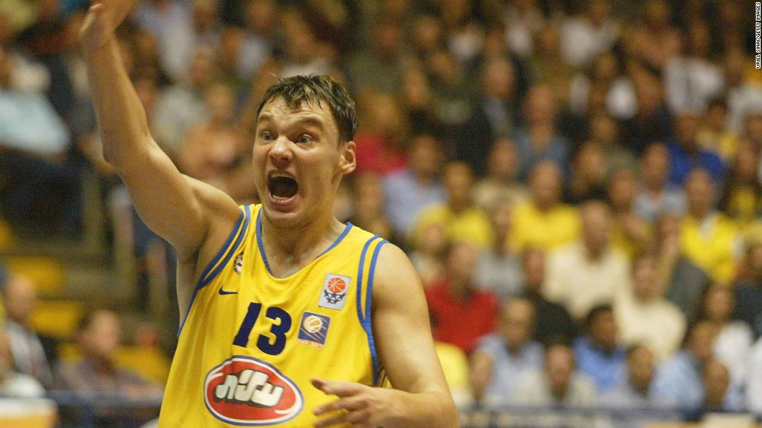 Basketball is one of the most popular sports in Israel. Maccabi Tel Aviv is one of the most successful clubs in the European game.