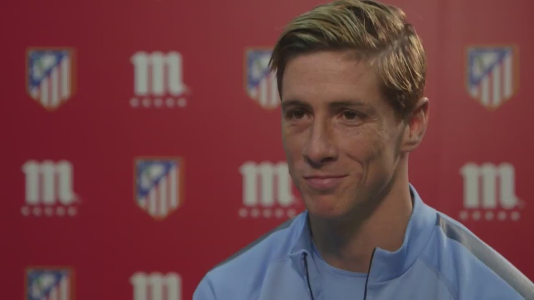 Torres is determined to prove his worth during his second spell at Atletico Madrid, where he started his career in 2001.