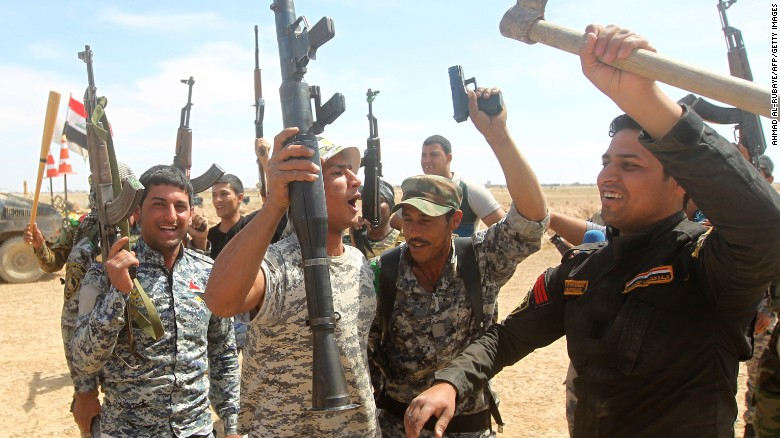 How significant is Tikrit in the fight against ISIS?