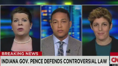 cnn tonight lori windham sally kohn indiana law normalizing bigotry _00004316.jpg