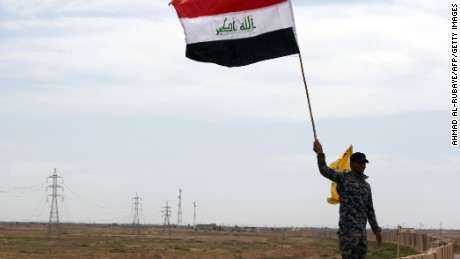 U.S. Envoy for Iraq: Tikrit victory 'very encouraging'