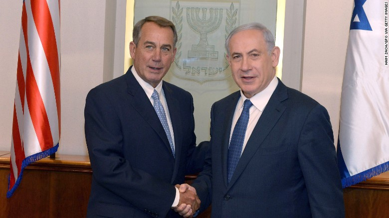 Boehner, Netanyahu comment on potential Iran deal