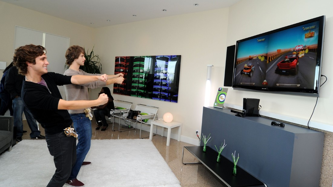 Microsoft's Kinect for Xbox has long offered motion sensing input for gaming and multimedia controls, but it lacks the haptics factor.