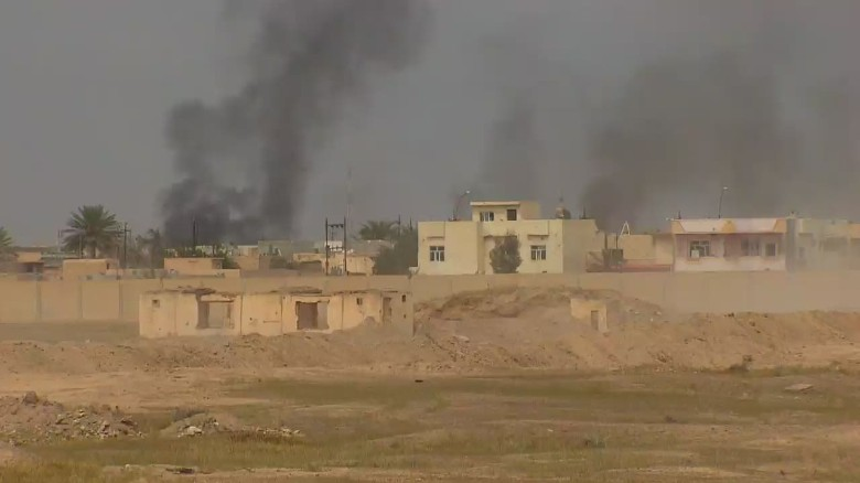 Exclusive: CNN's Arwa Damon on aftermath of battle for Tikrit