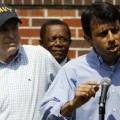 Jindal campaigns with McCain 2008