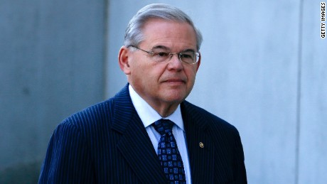 Sen. Menendez: The truth will come out in court