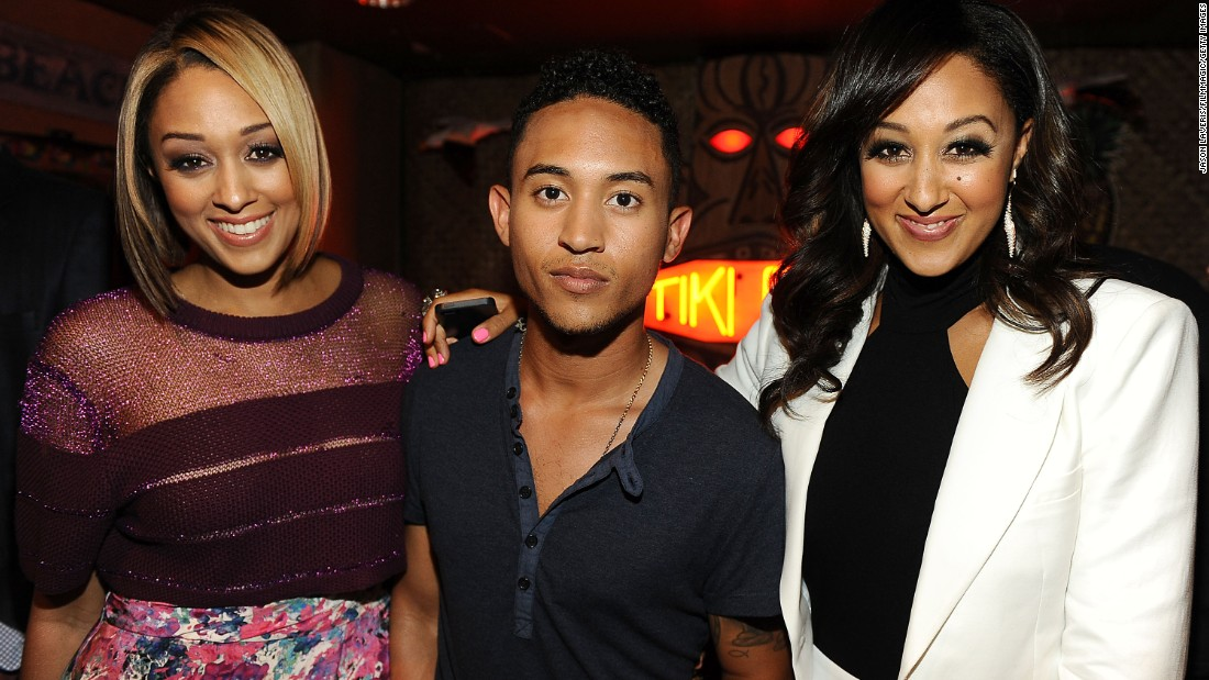 8 Black Celebrity Sets of Twins Other Than Tia and Tamera