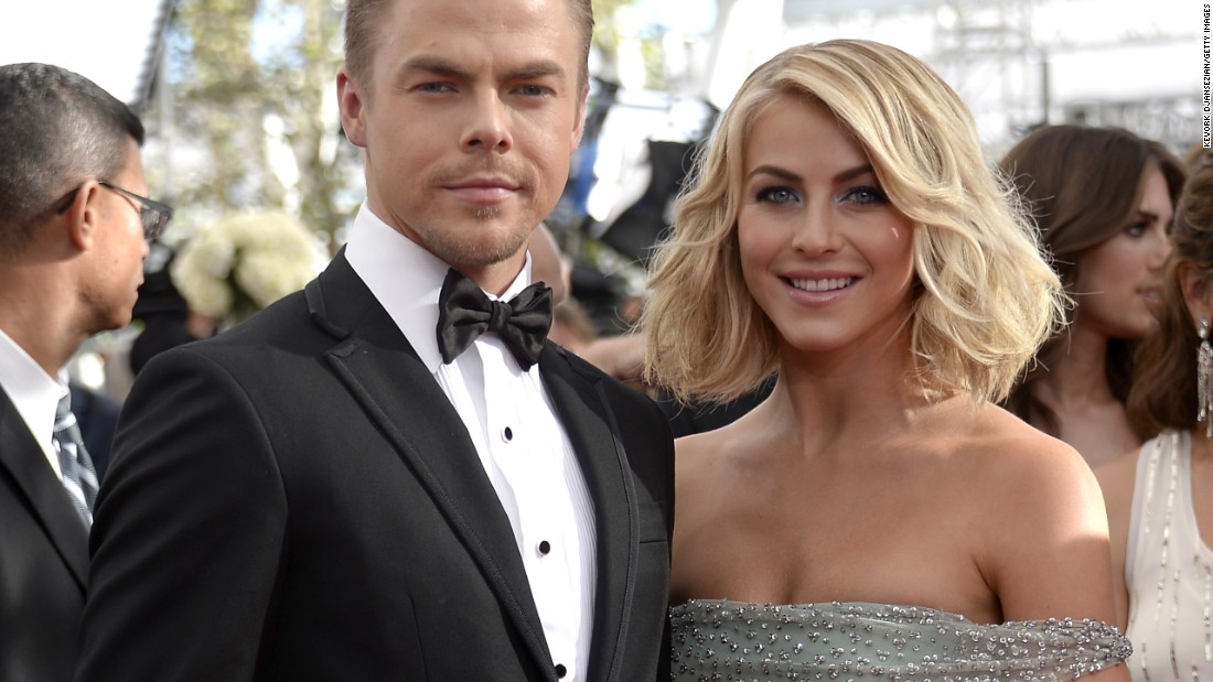 "Derek Hough and sister Julianne have danced their way into America's hearts with recurring spots on TV's ""Dancing With the Stars."" Julianne has acted in films such as ""Rock of Ages"" and ""Footloose."""