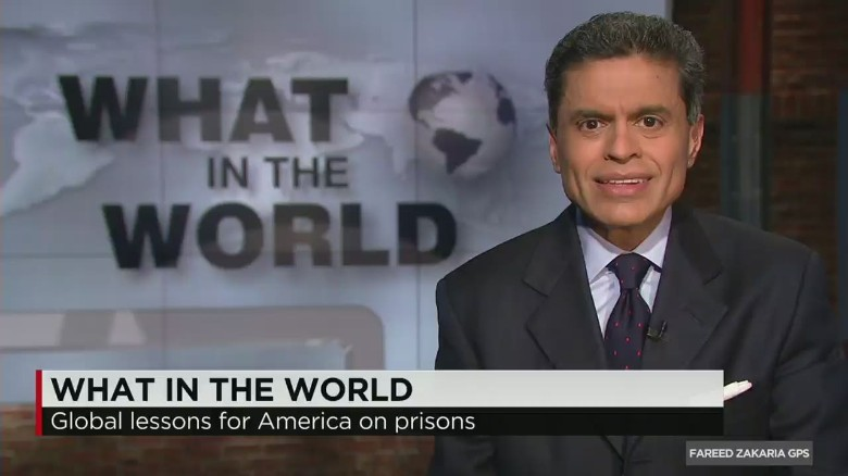 What in the World: Global lesson on prisons