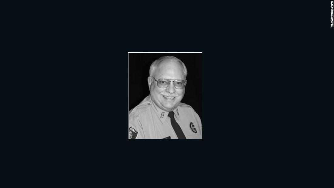 Memo: Violations benefited Tulsa reserve deputy