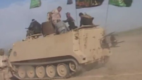 Iraqi official: Tikrit is 'out of control'