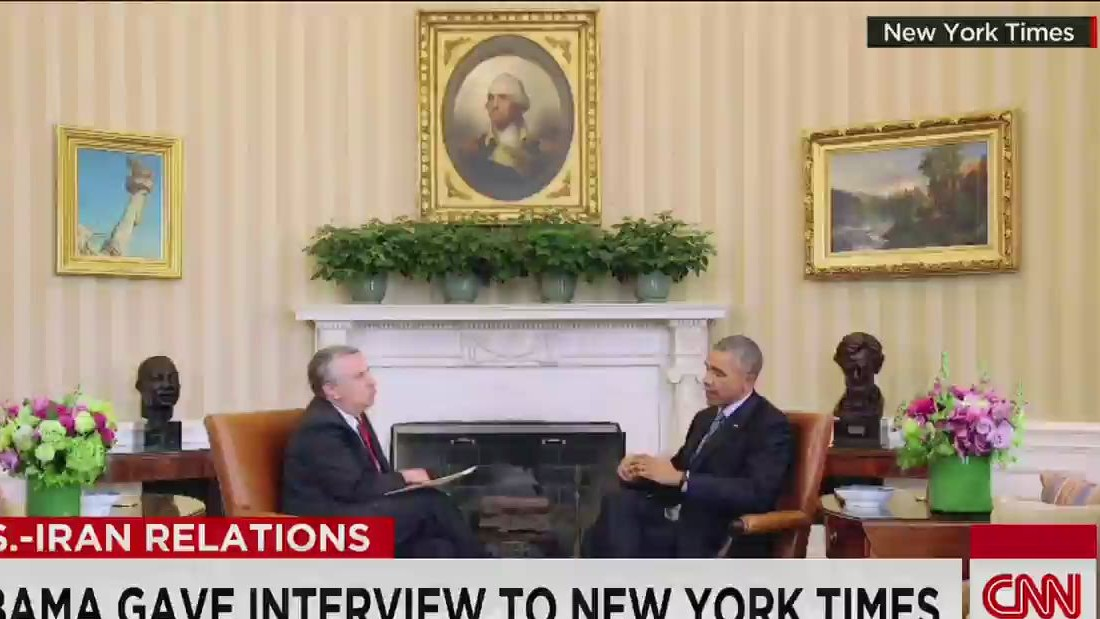 Obama: I'm 'absolutely committed' to Israel's security