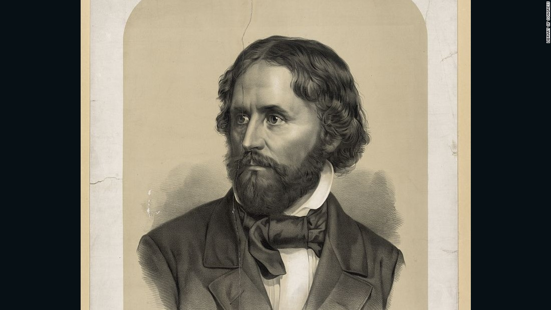 """Free Soil, Free Labor, Free Speech, Free Men, and Fremont"" was John C. Fremont's slogan in 1856."