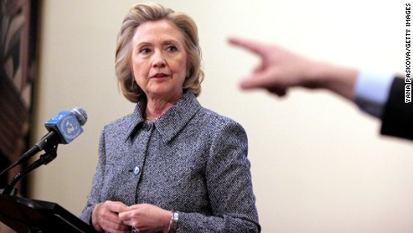 FBI investigating security of Clinton's email server
