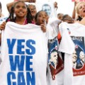 2008- Obama Yes we can