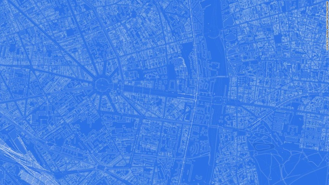 Can you guess the city from its blueprint cnn travel malvernweather Images