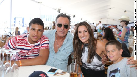 Jessica springsteen from goats to gold cnn for Who has bruce springsteen been married to