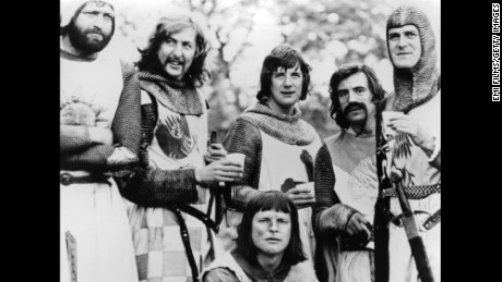 40 years of 'Holy Grail': The best of Monty Python