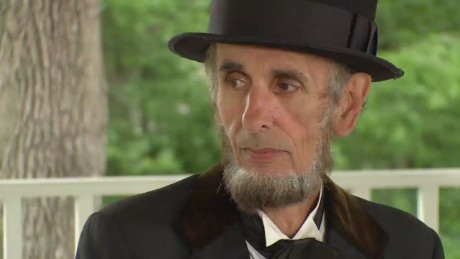 An honest impersonation of Abe