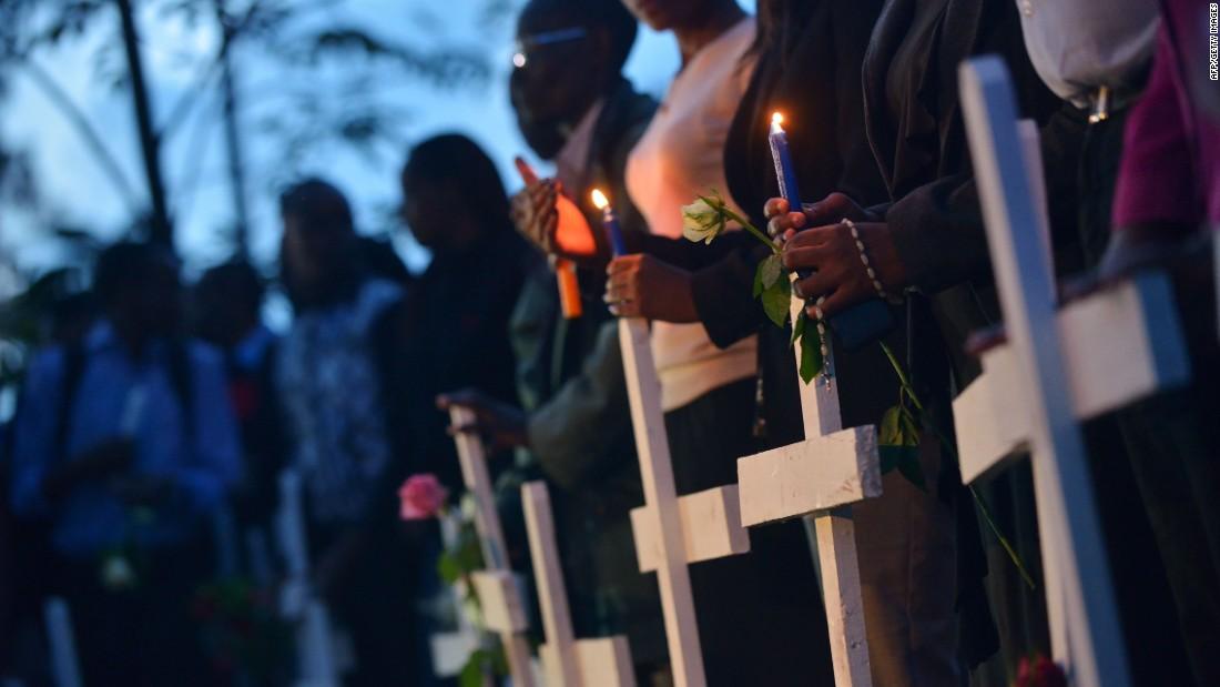 Kenya attack victims: Vigil mourns 147 slain by terrorists in Garissa