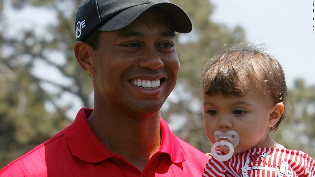 "Sam was present at his last major success, the 2008 U.S. Open at Torrey Pines. ""She doesn't remember it,"" Woods, 39, told reporters at his 2015 pre-tournament press conference at Augusta. ""There's no doubt I'm feeling older. Try chasing around a 6 and 7-year-old every day. The good thing is my soccer is getting better."""