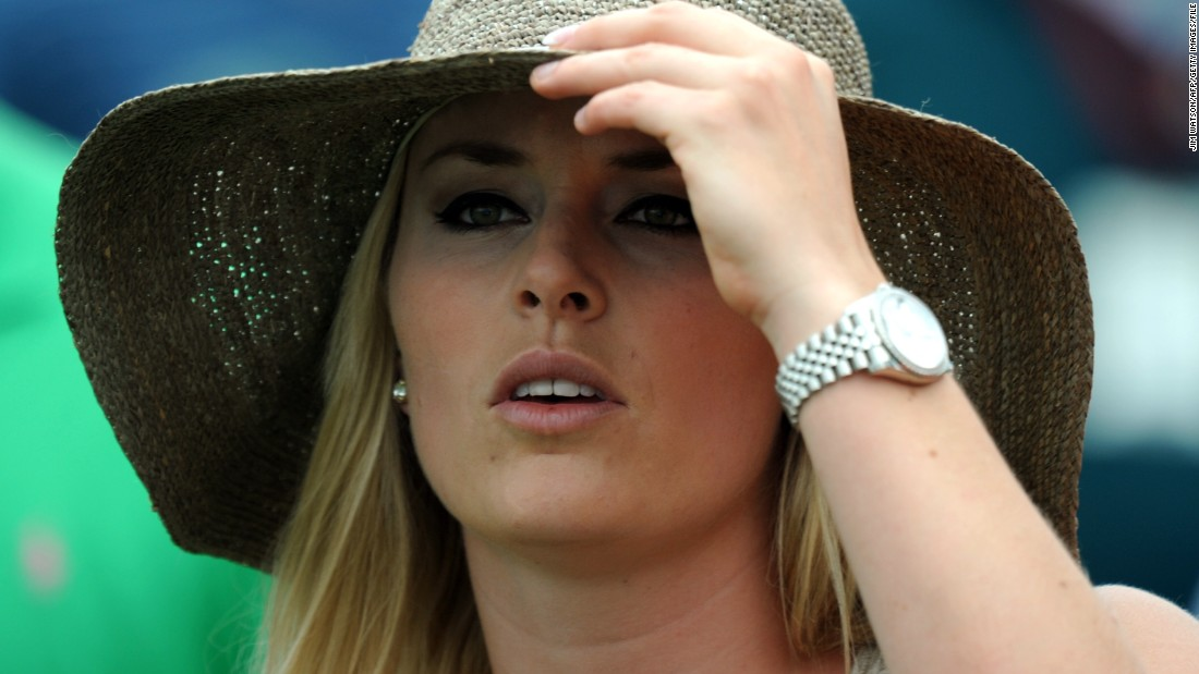 At the 2013 Masters, Woods was watched by his present partner, skiing star Lindsey Vonn, but he missed last year's tournament due to the back injury that has continued to cause him problems.