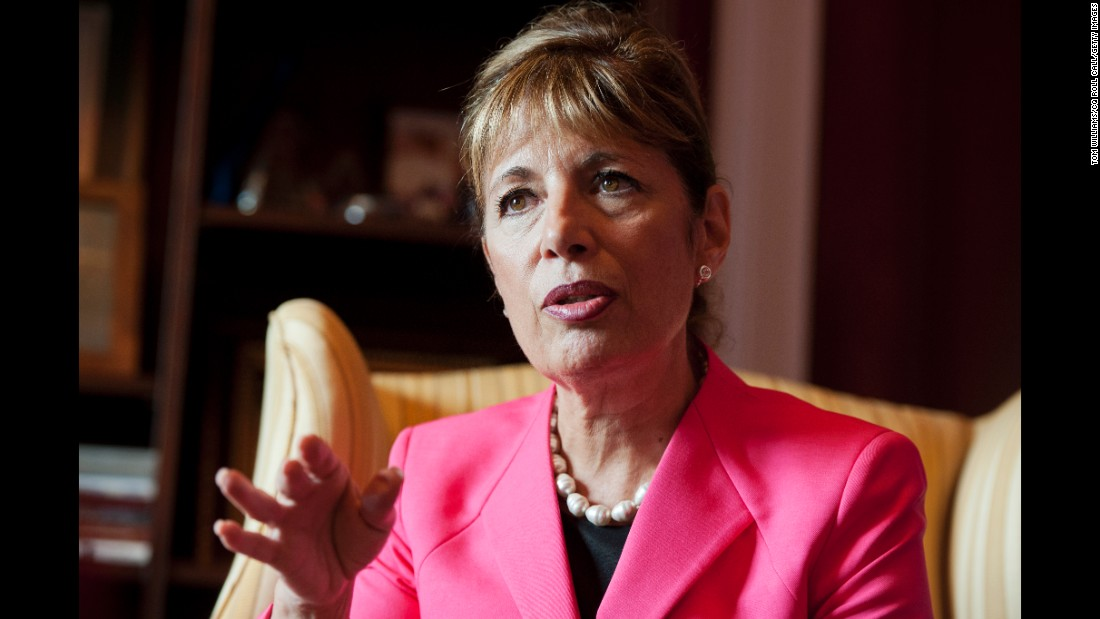 "Democratic Rep. Jackie Speier of California is behind a House bill that would lift the deadline that halted the last ERA movement in 1982. Her approach is different from Maloney's, which would start the process from scratch, but the goal is the same. ""Congresswoman Maloney and I are attached at the hip,"" Speier says."