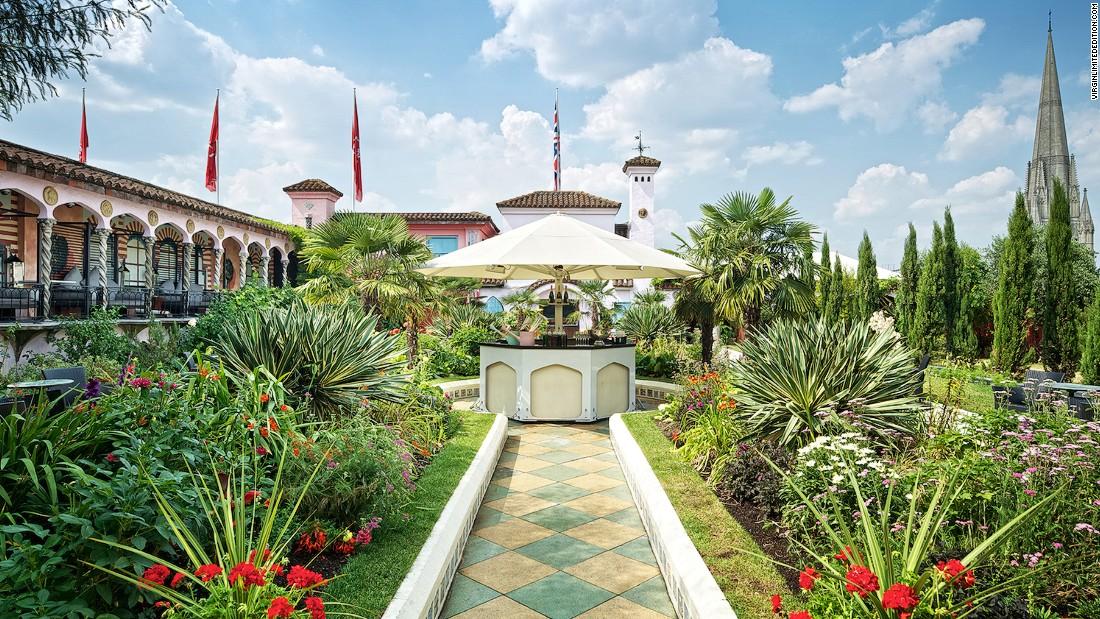 Sky Gardens: 10 Of Worldu0027s Best High Rise, Rooftop Green Spaces | CNN Travel