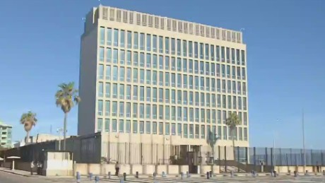 No U.S. embassy in Cuba ... yet