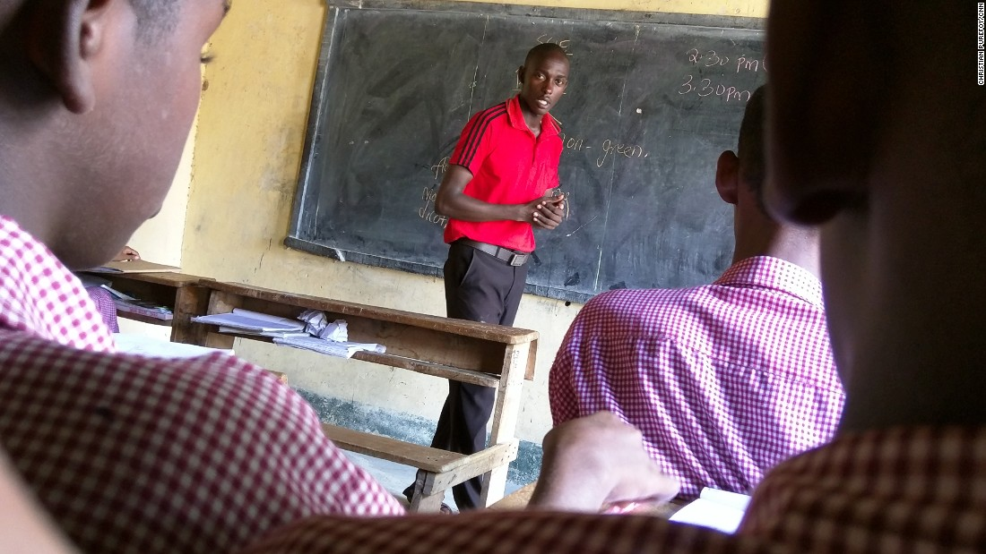 Al-Shabaab have launched a series of deadly attacks over the last few years in the region mostly targeting Christians. Many of the math and science teachers in this area are Christian. There is only one security guard for Ibnu-Siina school, and he is unarmed.
