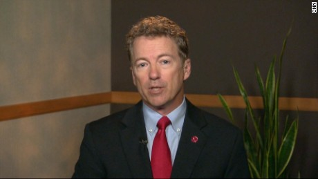 Rand Paul: I'm universally short tempered with all reporters