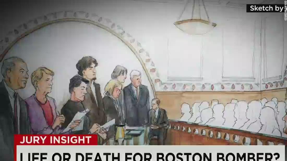Judge to Tsarnaev jury: Don't go to the Boston Marathon