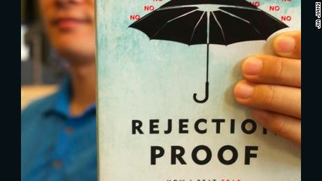 Jia Jiang's book Rejection Proof
