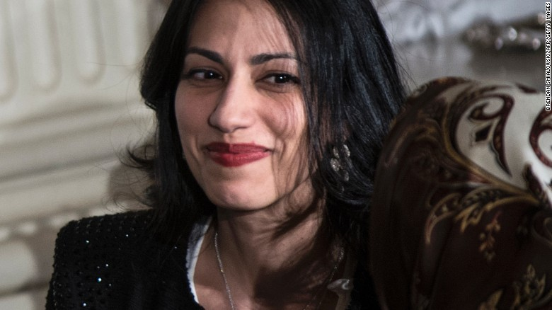 State Department releases Huma Abedin emails