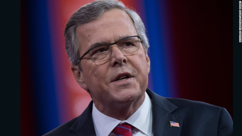 Bush tests his mettle in New Hampshire