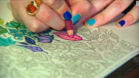 Why adult coloring books are good for you