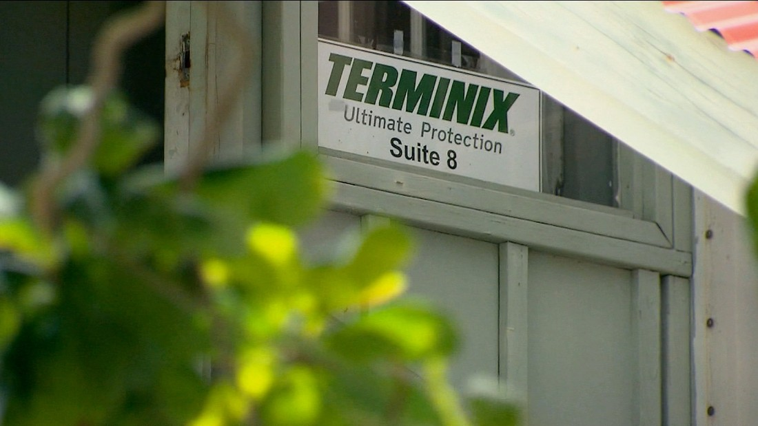 Terminix fined $10 million; pesticide poisoned family in Virgin Islands
