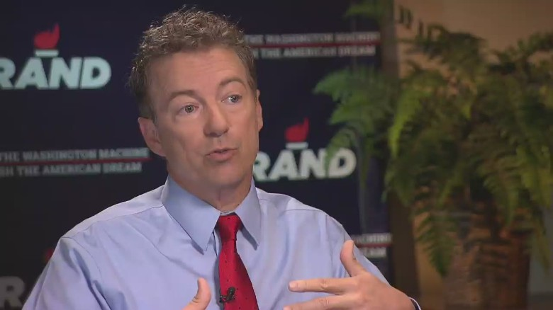 Rand Paul: Sexist to treat Hillary Clinton differently