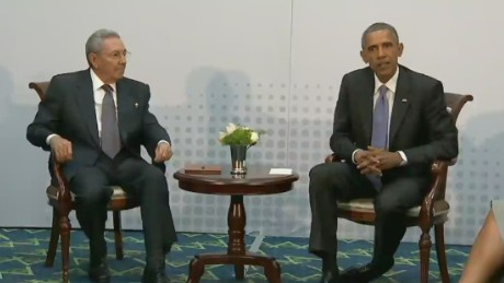 Obama-Castro meeting begins new era