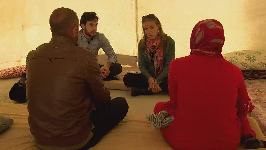A Yazidi captive's tale: Sold by ISIS as a sex slave