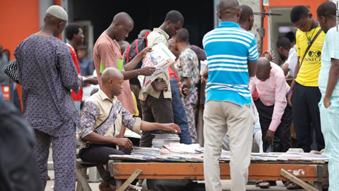 The recent Presidential election in the country and Africa Cup of Nations football tournament have led to an increase in debates around newspaper stands.