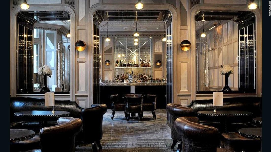 30 of the world\'s best hotel bars | CNN Travel